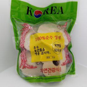 Nấm linh chi Hàn Quốc nhập khẩu chính hãng